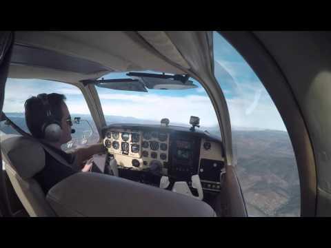 Trip To Raton, NM in Beech Bonanza V35