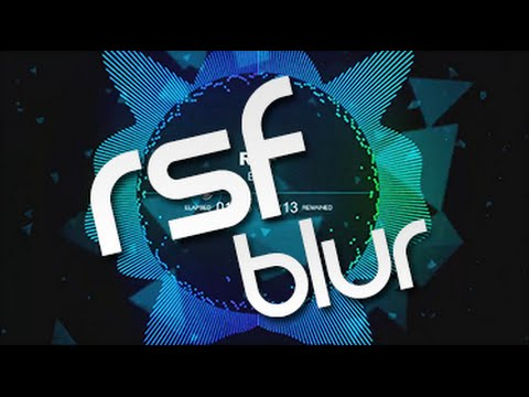 RSF - Blur (Original Mix) | VOD Friendly Electronic Music for Gamers!