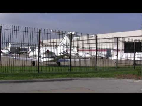 Private Jets Occupy Omaha during 2012 Berkshire Hathaway Shareholders Meeting
