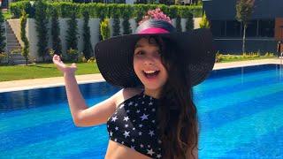 Benimle Bir Havuz Günü - Eğlenceli  Havuz Videosu