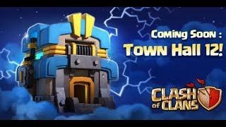 TH 12 update coming date in clash of clan |CLASH OF CLANS