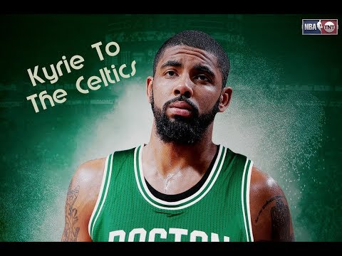 Kyrie Irving Traded To The Boston Celtics! Reaction To The BLOCKBUSTER Trade!