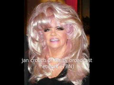 jan crouch - Give God your grocery money
