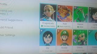 Mario Kart 8 Deluxe Online Races Part 4