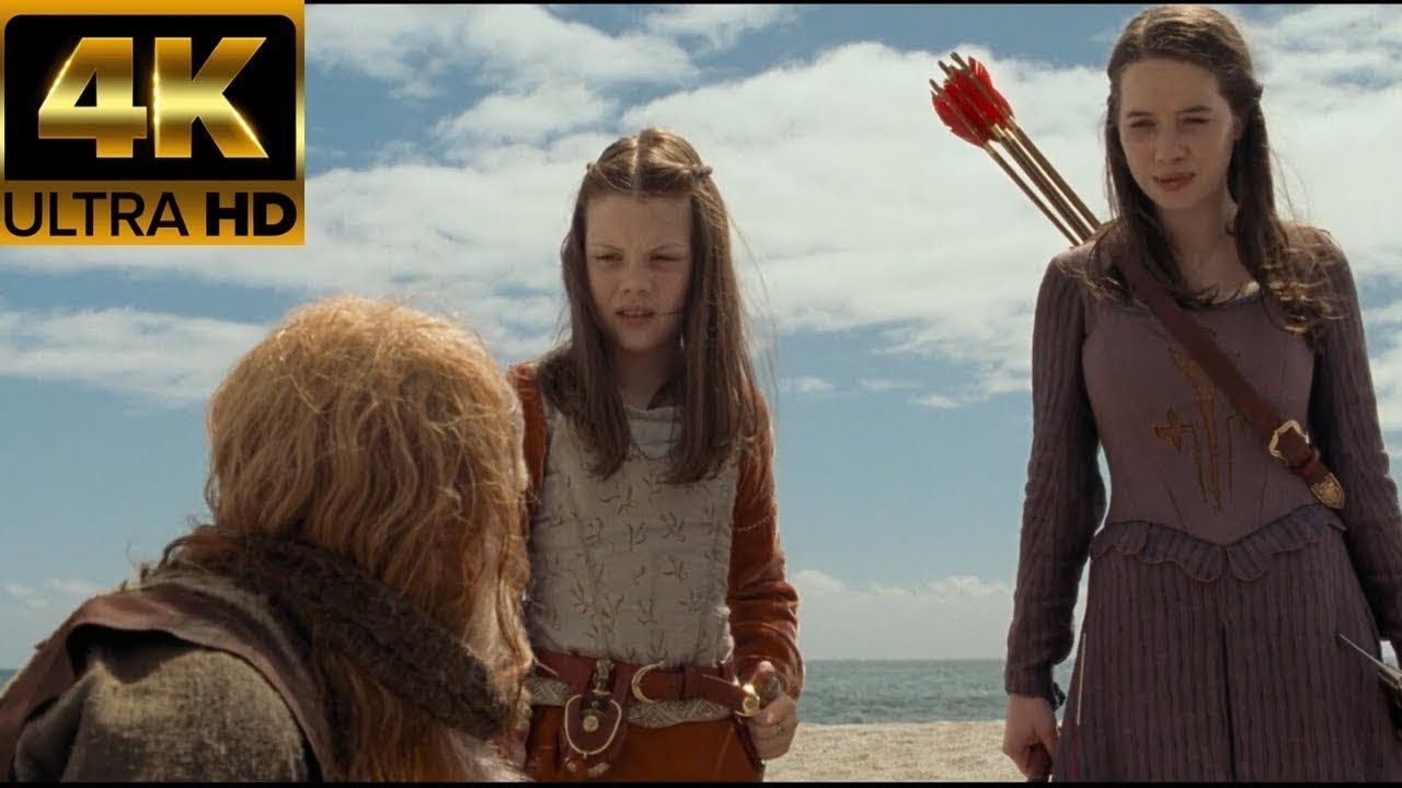 Download Flashback - Pevensies Save Trumpkin   The Chronicles of Narnia   Prince Caspian (2008)