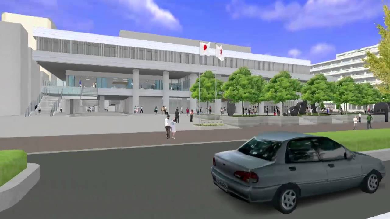 庁舎 新 高知 市役所