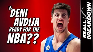Is Deni Avdija Ready For The NBA??