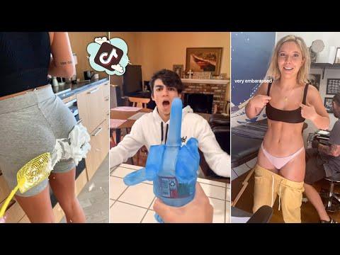 Best TikTok Compilation Videos | tik tok memes funny comedy prank cringe vines | Tik Tok US - UK 164