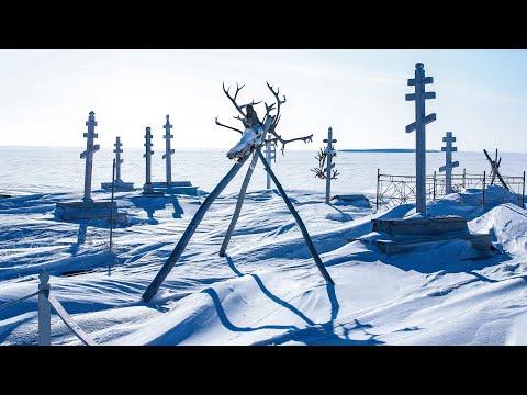 Как хоронят в тундре. Скрытые Кладбища. Похороны на Ямале. Традиции ненцев и ханты | Факты