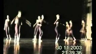 Pierre Boulez - Domaines pour Clarinette seul ((  1 ))