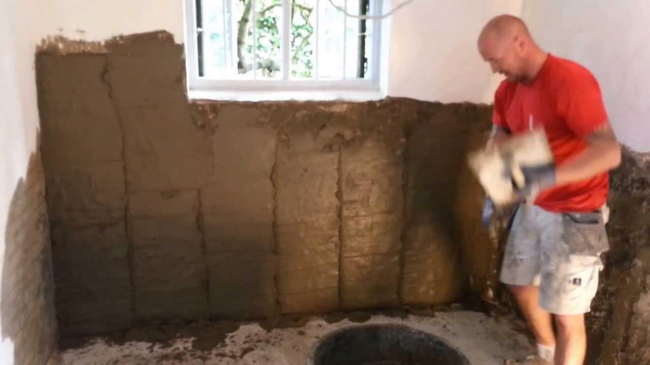 mørtel til pudsning af væg