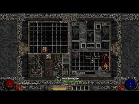 Abrindo Amelia's Holder - Diablo 2 Evolution