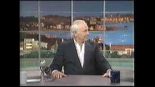 Johnny Carson Delivers Letterman's Top Ten