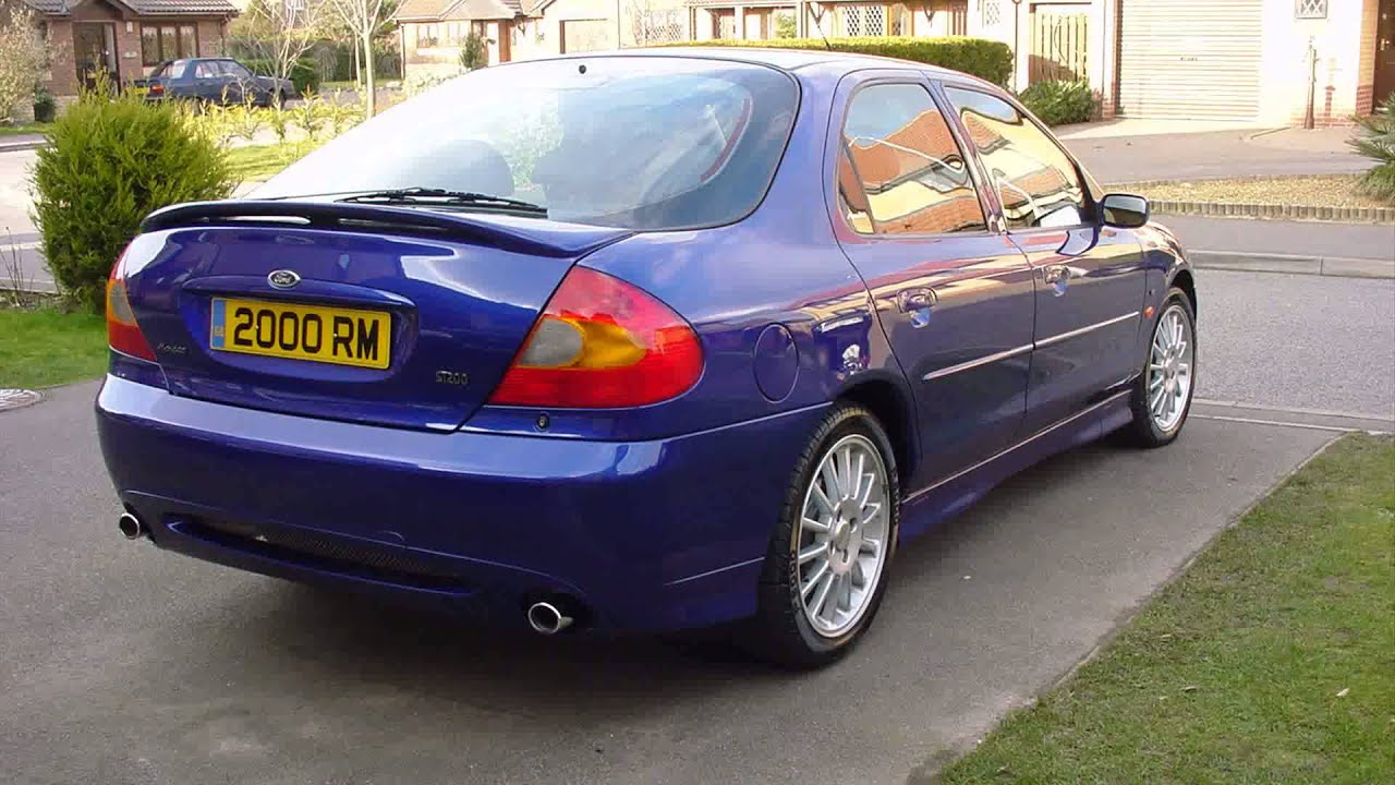 ford mondeo st youtube