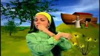 Cristina Mel - Canção da bicharada thumbnail