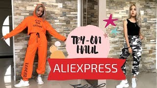[TRY-ON HAUL] ALIEXPRESS - Fall/winter
