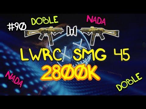 2800K en LWRC SMG 45 Dorada - Warface - DOBLE o NADA - #90 - Español thumbnail