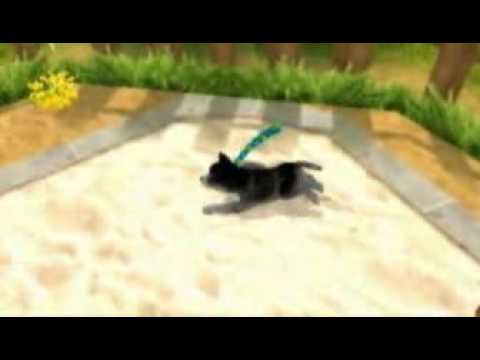 PSP - Petz Dogz Family - OFFICIAL PlayStation Game Trailer