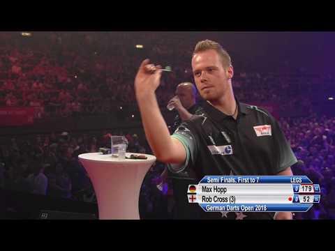 German Darts Open 2018 - Semi Final - Max Hopp v Rob Cross