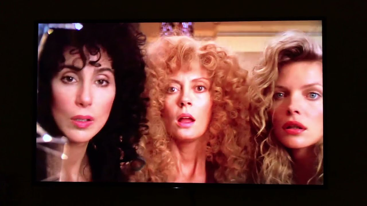 Download The Witches of Eastwick (1987) - Final Battle part 2 (B)