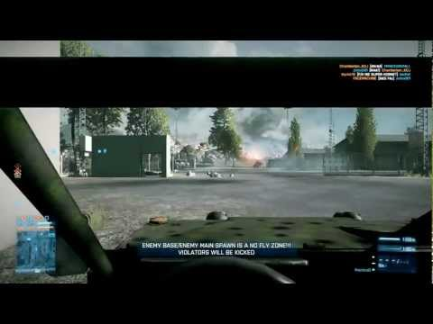 "Battlefield 3: Episode 2 (Part 1): Caspian Boarder Conquest ""Guide"""