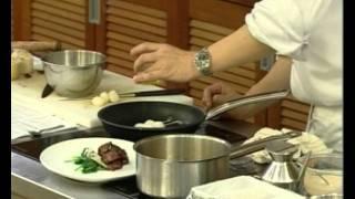 World Gourmet Summit 2010 Hal Yamashita Culinary Workshop, Baked Mitarashi Dumpling