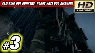 Wolfenstein: The New Order Playthrough: Part 3 - (Xbox 360 / Gameplay / Walkthrough)