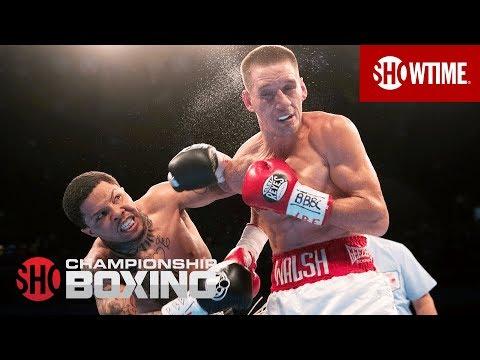 Gervonta Davis TKOs Liam Walsh | SHOWTIME CHAMPIONSHIP BOXING
