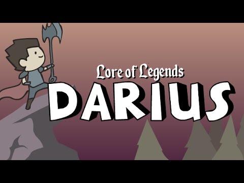 Lore of Legends: Darius the Hand of Noxus
