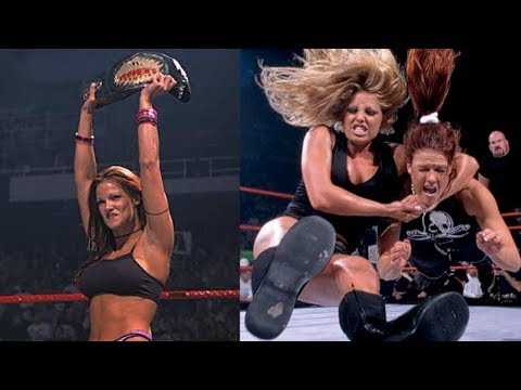 Top 10 WWE Womens Matches of 2000