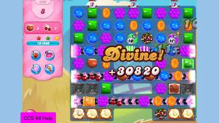 Video Candy Crush Saga Level 3209 18 moves NO BOOSTERS Cookie download MP3, 3GP, MP4, WEBM, AVI, FLV Oktober 2018