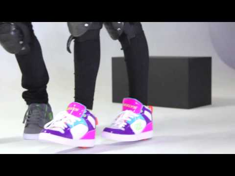 How to Heely 2014 - Official Heelys Tutorial!