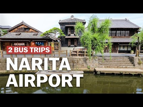 2 Bus Tours From Narita Airport | Japan-guide.com