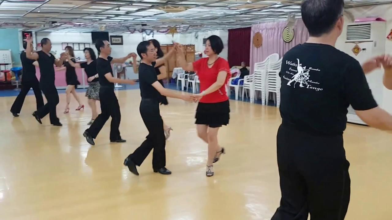 20170220吉魯巴六步軍中舞步 - YouTube