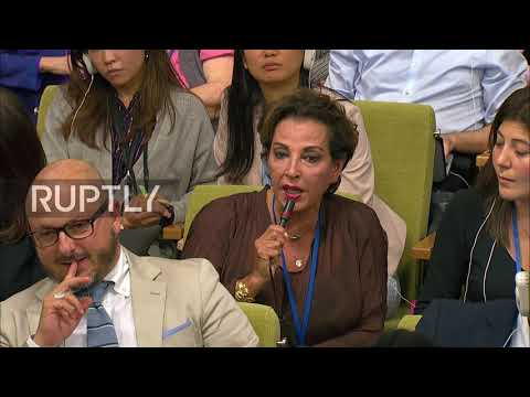 UN: 'That's how fake news is born' - Lavrov