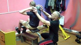 Эффективные упражнения для пресса(http://atletizm.com.ua/ - сайт об атлетизме, единоборствах и здоровом образе жизни. В этом видео мы рассмотрим нескольк..., 2014-03-11T13:54:03.000Z)