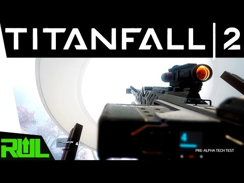 TITANFALL 2 TECH TEST GAMEPLAY w/ The MainStreamers (Titanfall 2 Xbox One)