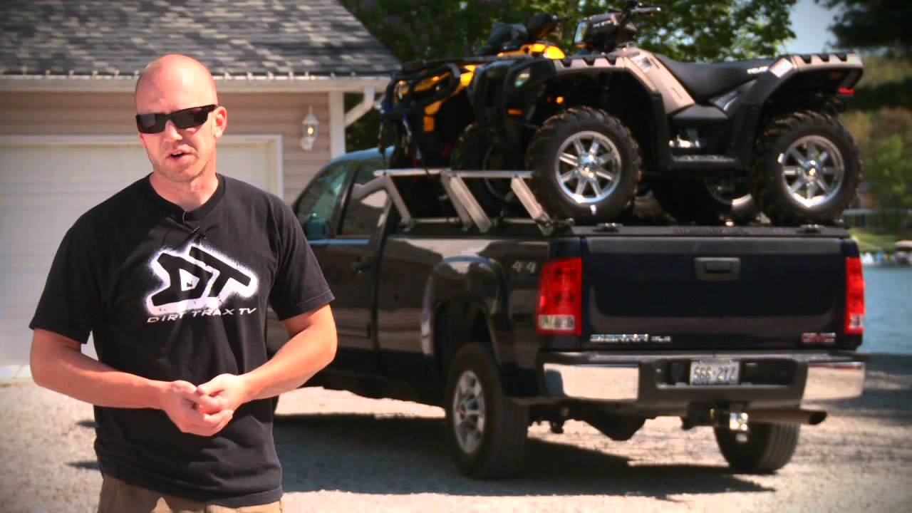 Toyota Tacoma Topper >> Product Evaluation: Diamondback HD Truck Cover - YouTube