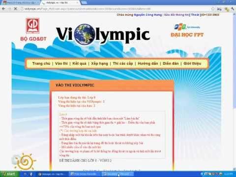 hack violympic 2012-2013
