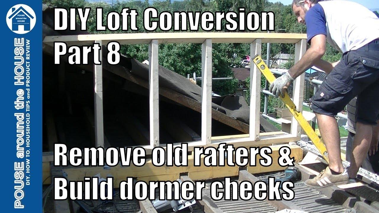 Loft conversion Part 8