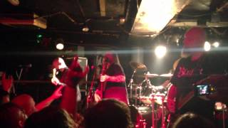 Deicide - Blame It on God (live) @ The Underworld Camden, London, U.K. 20.03.2013