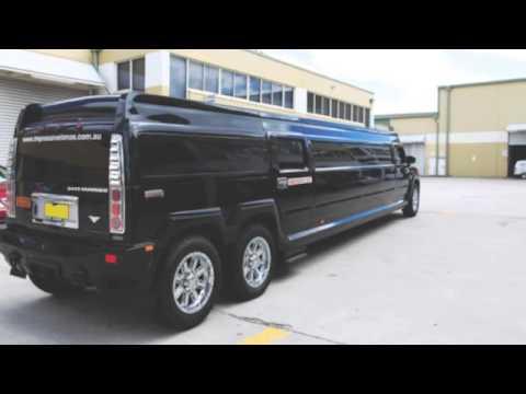22 Seater Black Hummer H2 2013 Youtube