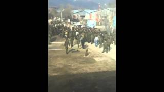 Чечня Борзой. Драка Между Чеченцами И Русским Спецназ ГРУ.