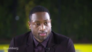 Dwyane Wade Talks Hublot, Kobe Bryant and Why He Took a Class at Harvard