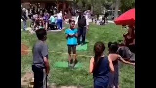 BLACK CHILD BULLWHIPPED AT COLORADO MEMORIAL DAY EVENT (Gotta Be Fuckin Kidding me)