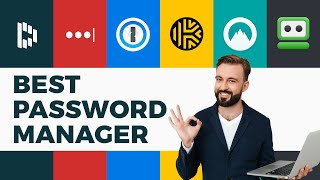 Best Password Manager 2021 (New) // Don't Buy Before You See This!