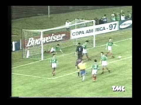 1997 (June 16) Brazil 3-Mexico 2 (Copa America).avi