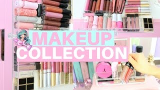 MY MAKEUP COLLECTION 2017!🦄🍭💕-SLMissGlam✨💕