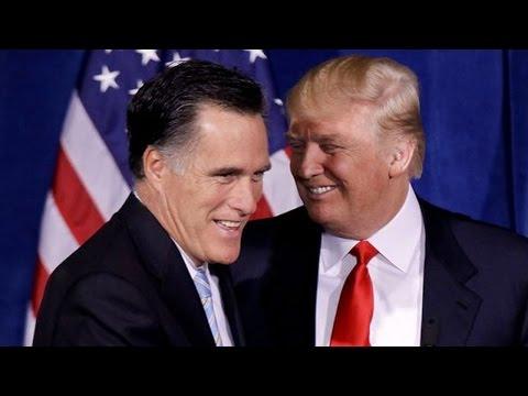 Why Top Trump Advisor Hates Mitt Romney
