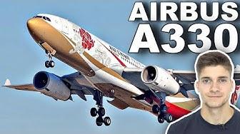 Der AIRBUS A330! (1) AeroNewsGermany